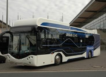 Estai žada pasinaudoti ES parama vandeniliniams autobusams įsigyti