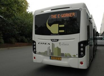 Vis daugiau Europos ir pasaulio miestų renkasi elektrinius autobusus
