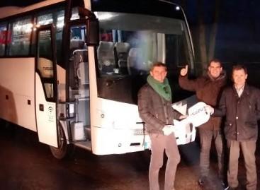 Elektrėnuose – naujas autobusas