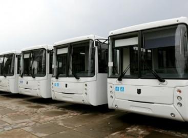 """Elektrinis autobusas """"KAMAZ-6282"""" pripažintas geriausiu Rusijoje"""