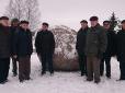 Vilniečiai Veteranų klubo nariai lankėsi Medininkuose