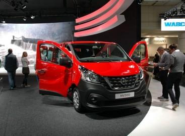 Mikroautobusai Hanoverio IAA parodoje