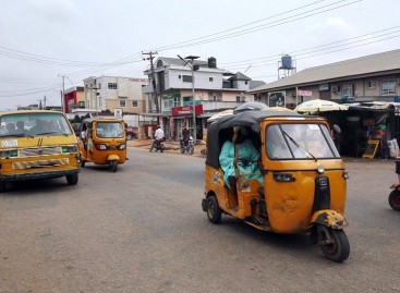 Nigerijos autobusai