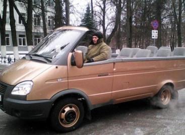 Rusijos autobusai ir mikroautobusai