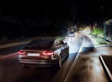 Nauja technologija supurtys automobilių šviesų rinką