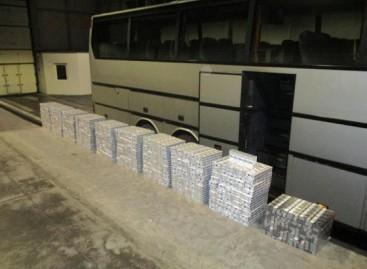 Turistus iš piligriminės kelionės vežusiame autobuse – kontrabandinės cigaretės
