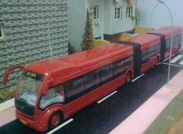 """""""Volvo"""" sukurs ilgiausią pasaulyje autobusą"""