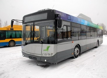 Vilniaus miesto savivaldybė pritarė 150 naujų autobusų įsigijimui