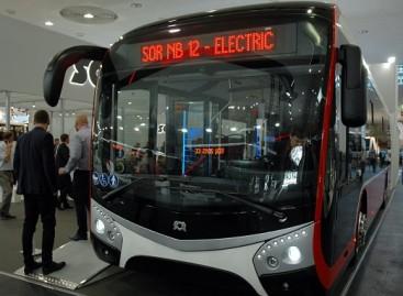 Prieš Rusijoje vyksiantį čempionatą planuojama įsigyti elektrinių SOR autobusų
