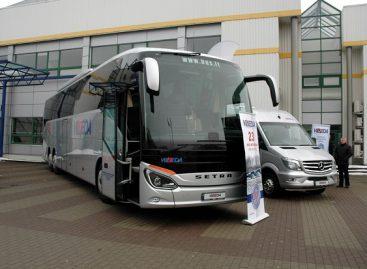 """""""Adventur"""" parodoje – nauji autobusai"""