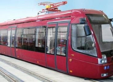 """""""Belkommunmaš"""" laimėjo konkursą pateikti tramvajus Latvijai"""