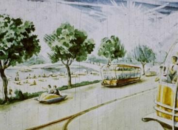 Kaip 2017-uosius įsivaizdavo sovietų menininkai?