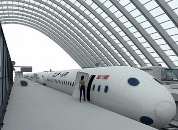 Šveicarai pristatė naujos transporto rūšies konceptą
