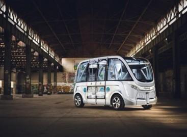 Las Vegase – autonominiai autobusai (video)
