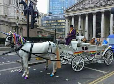Londone – nauja viešojo transporto rūšis