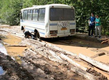 Rusijos keliai ir jų asfaltavimo ypatumai