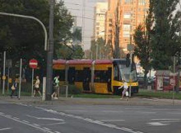 Varšuvos viešajame transporte – rekordiškai daug keleivių