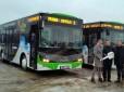 Palangoje – dar daugiau naujų autobusų