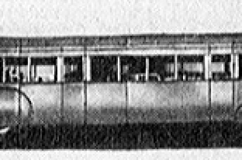 OKB-1 – milžiniško sovietinio autobuso projektas