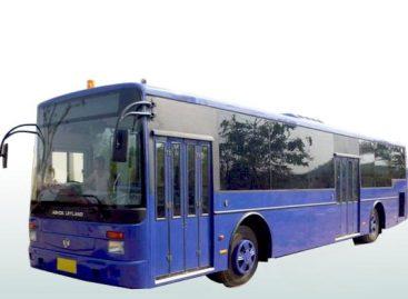 Ukrainoje ketinama surinkinėti indiškus elektrinius autobusus