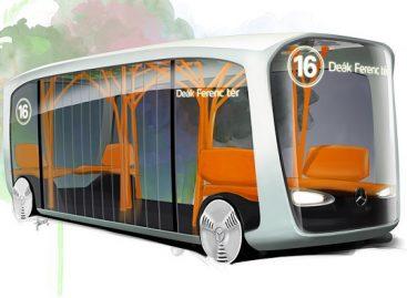 """""""Mercedes-Benz Ivy Bus Concept"""" – duoklė tradicijoms"""