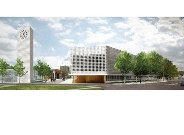 Aiškėja, kaip gali atrodyti nauja Panevėžio autobusų stotis