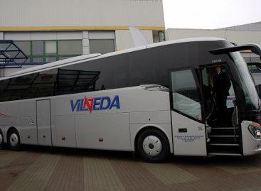 Lietuvoje – daugiau naujų turistinių autobusų