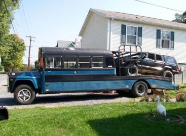 Autobusai – tolimoms kelionėms
