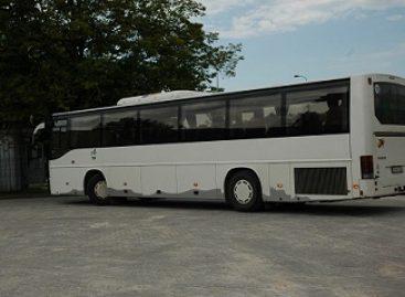 Tauragės autobusų parkas optimizuoja veiklą