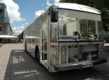 Lietuviško elektrinio autobuso prototipas – jau šių metų pavasarį