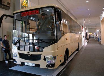 Ukrainiečiai gamins autobusus Europos Sąjungai