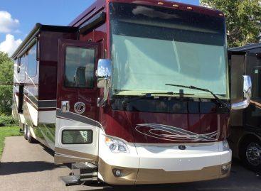 Tolimoms kelionėms – prabangiausias autobusas (video)