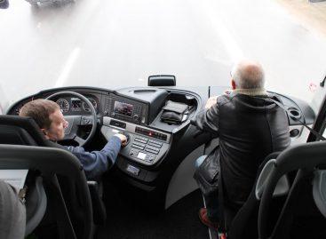 Ekonomiško vairavimo mokymai autobusų vairuotojams