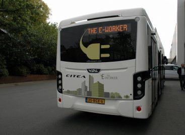 Minske bus nupirkta elektrinių autobusų