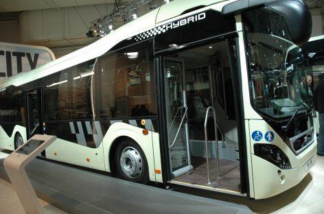 Vilniečiai bus vežami ne tik naujais, bet ir ekologiškais autobusais