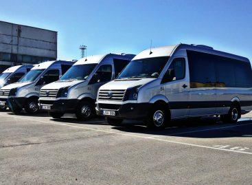 Marijampolės autobusų parką papildė keturi nauji autobusai