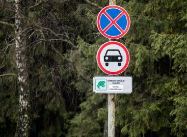 Vilniuje – nauji kelio ženklai