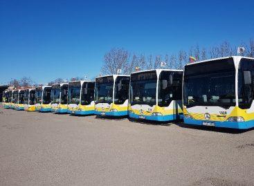 Šiauliečiai važinės patogesniais miesto autobusais