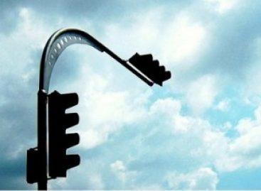 Panevėžyje šviesoforai veiks visą parą