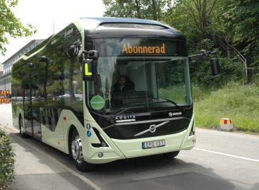 """Belgijoje – 90 elektrinių """"Volvo"""" autobusų"""