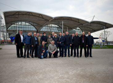 Keleivių vežėjai lankėsi Čekijoje