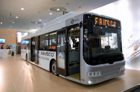 Gegužės mėnesį vilniečiai turės galimybę pasivažinėti nauju, ekologišku autobusu