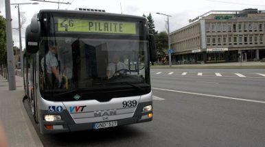 Latvijos įmonės žengia į Lietuvos keleivinio transporto rinką