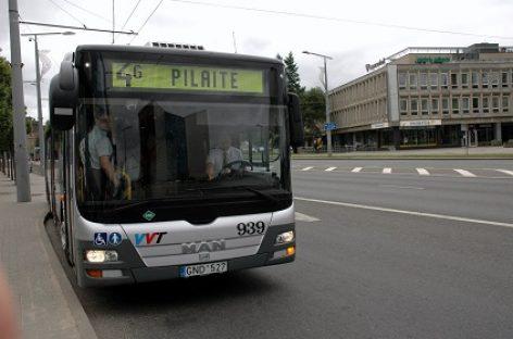 Viešųjų pirkimų konkurse pateikti Vilniaus miestui naujus autobusus – du dalyviai