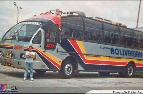 Kolumbijos autobusai