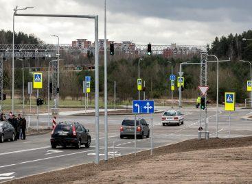 Vilniuje atidaryta nauja  – Vytauto Pociūno – gatvė sujungs Pilaitės pr. su Sidaronių ir Mozūriškių g.