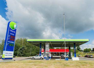 Pirmasis dyzelinas iš atsinaujinančių šaltinių – jau ir Estijos degalinėse