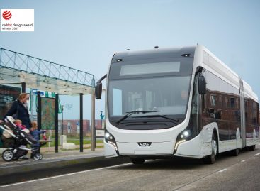 """VDL Citea SLFA Electric"" – ""Red Dot Award"" apdovanojimas"