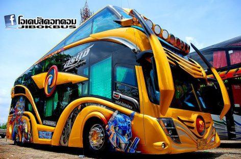 Tailando autobusai