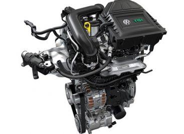 Volkswagen sukūrė naują 1.0 turbo variklį, veikiantį ir su gamtinėmis dujomis